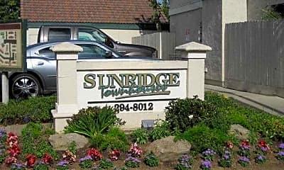 Sunridge Townhomes, 1