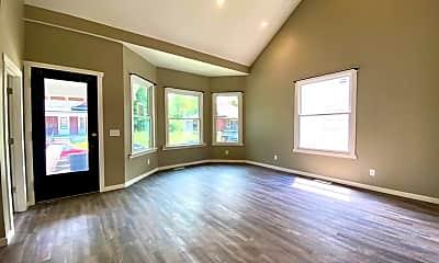 Living Room, 319 N Dunn St, 1