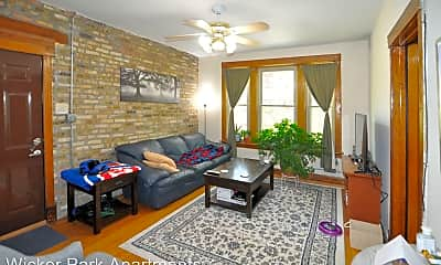 Living Room, 1016 N Campbell Ave, 0