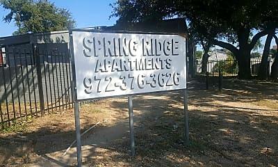 Springridge, 1