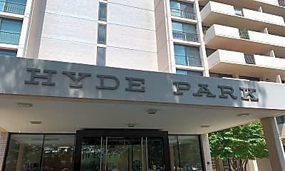 Hyde Park Condominium, 1