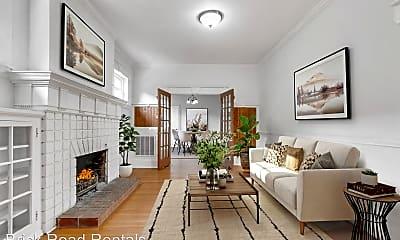 Living Room, 3028 Kensington Ave, 1