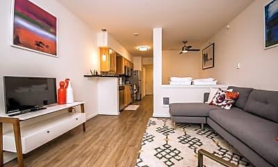 Living Room, M Street, 1