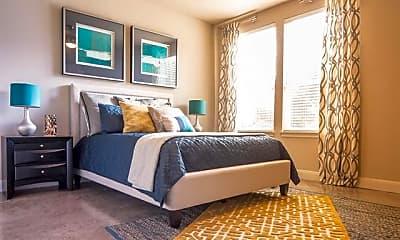 Bedroom, 801 N Bishop Ave 1-305, 2