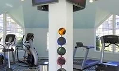 Fitness Weight Room, 20 Weaver Dr 8A, 2