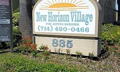 New Horizon Village Senior Apartment Homes, 1