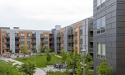Building, 7001 Arlington At Bethesda Apartments, 2