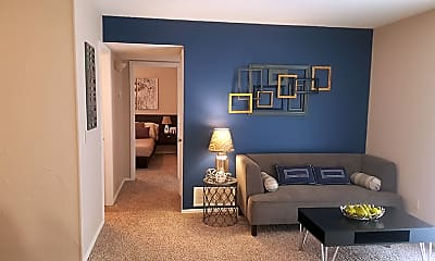 Living Room, Eastlake Village, 1