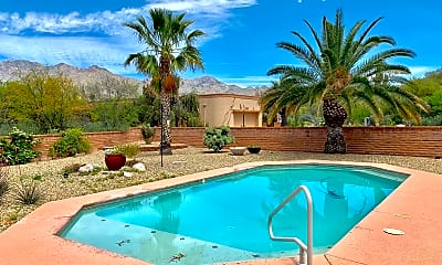 Pool, 6631 Via Algardi, 1
