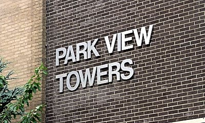 Building, Parkview Towers, 2