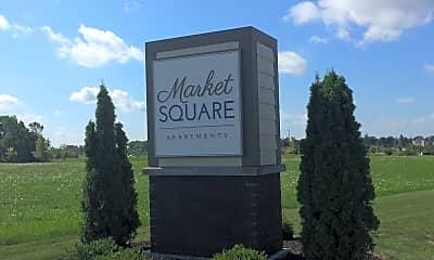Market Square Apartments, 1