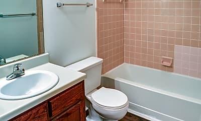 Bathroom, Bent Tree, 2