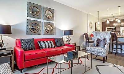 Living Room, Hollybrook Ranch, 0