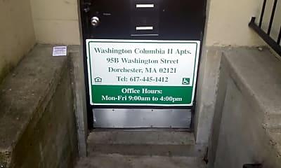Washington Columbia Ii, 1