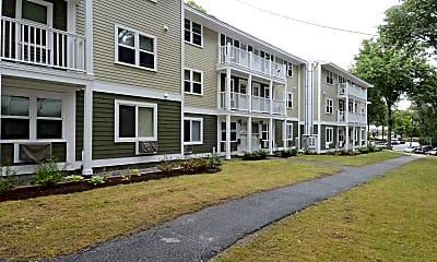 Building, Georgetowne Homes, 1