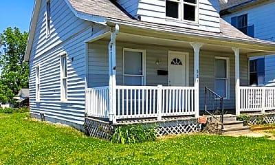 Building, 523 W Calvert St, 0