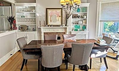 Dining Room, 483 Washington St, 1