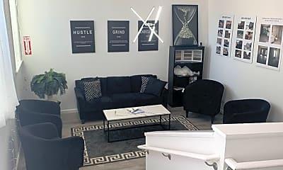 Living Room, 248 Sherman St, 1