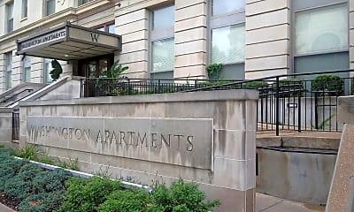 Washington Apartments, 2