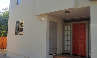 Building, 1317 Palm Ave, 1