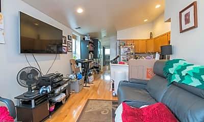 Living Room, 927 Bainbridge St 3, 1