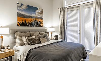 Bedroom, 301 Chicon St, 1