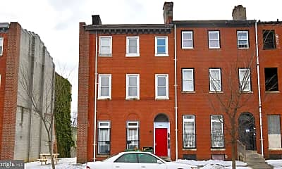 Building, 1421 W Fayette St, 0