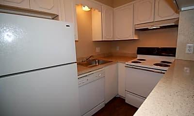 Kitchen, Muntage Apartment Homes, 2