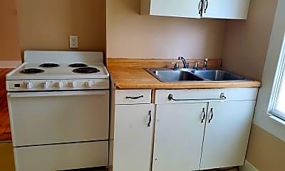Kitchen, 100 Grace St, 1