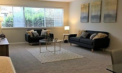Living Room, Malibu at Martin, 1
