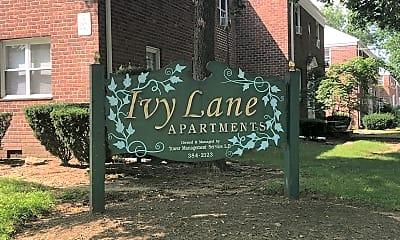Ivy lane apartments, 1