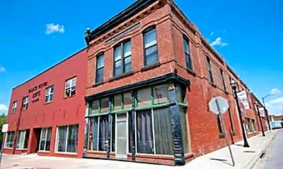 Building, Springfield Loft Apartments, 2