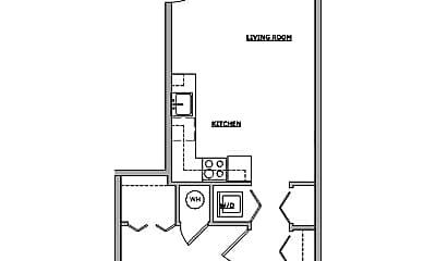 Bathroom, 450 NE Jessup St, 2