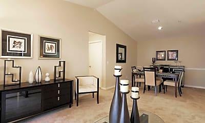 Living Room, Cypress Cove Condominium Rentals At Suntree, 1