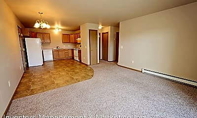 Living Room, 1540 Golden Valley Lane/1800-1820 16th Street NW, 1