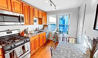 Kitchen, 18 Bond Street, Unit 2, 1