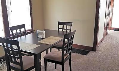 Dining Room, 56 Leroy St, 0