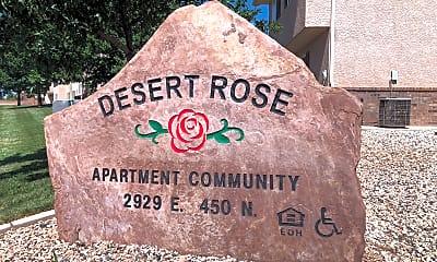 Desert Rose Apts, 1