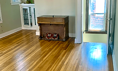 Living Room, 1844 Shaw Ave, 1