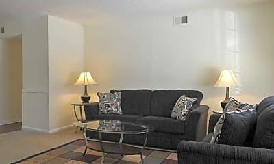 Living Room, The Overlook, 1