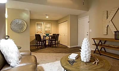 Living Room, Enclave At Grandview, 1