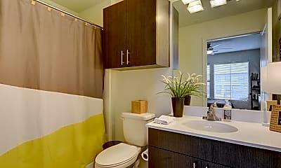 Bathroom, The Corner - PER BED LEASE, 2