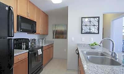 Kitchen, Liberty Apartment Homes, 1