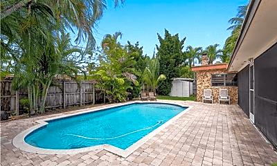Pool, 811 SE 2nd Terrace, 0