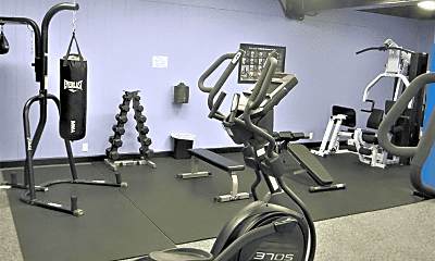 Fitness Weight Room, 513 N Hickory St, 2
