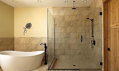 Bathroom, 1363 Montana Ave, 2
