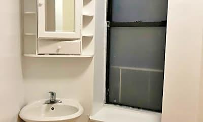 Bathroom, 415 W 52nd St, 2