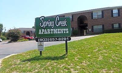 Spring Creek, 1