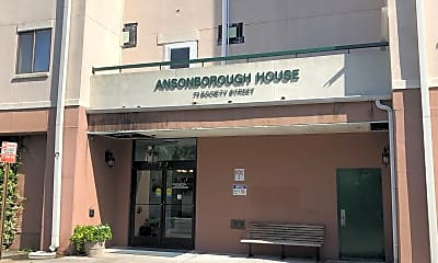 Ansonborough House, 1