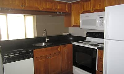 Kitchen, 17201 Glenmoor Dr, 1
